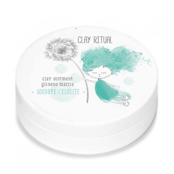 Clay Ritual glineno mazilo Goodbye cellulite