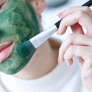 GlinaSi glinena maska za obraz GREEN