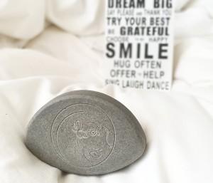 Clay Ritual glinena čistilna ploščica MENS NIGHT