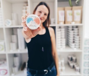 2+1 gratis: Clay Ritual glinena deodorantska krema FRESH STRONG