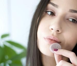 Clay Ritual glineni balzam za ustnice LIPS