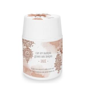 Clay Ritual glineni suhi šampon Dark