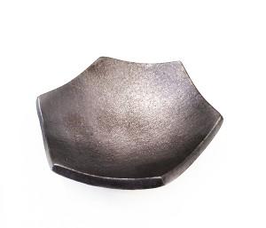 Clay Ritual glinena posodica - Srebrna
