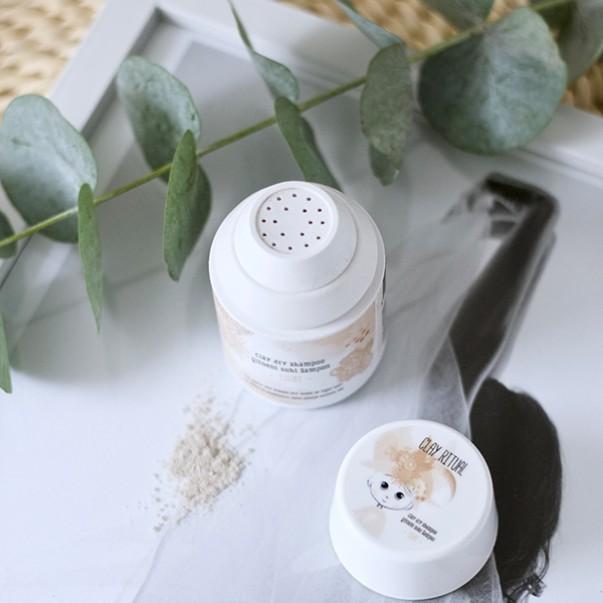 Clay Ritual glineni suhi šampon Light