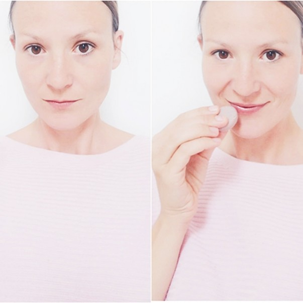 GlinaSi glineni balzam za ustnice LIPS