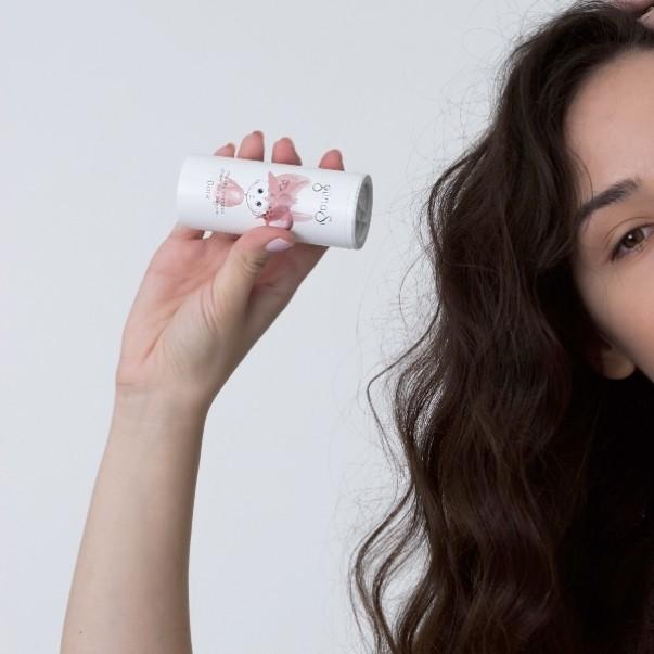 Glineni suhi šampon Light