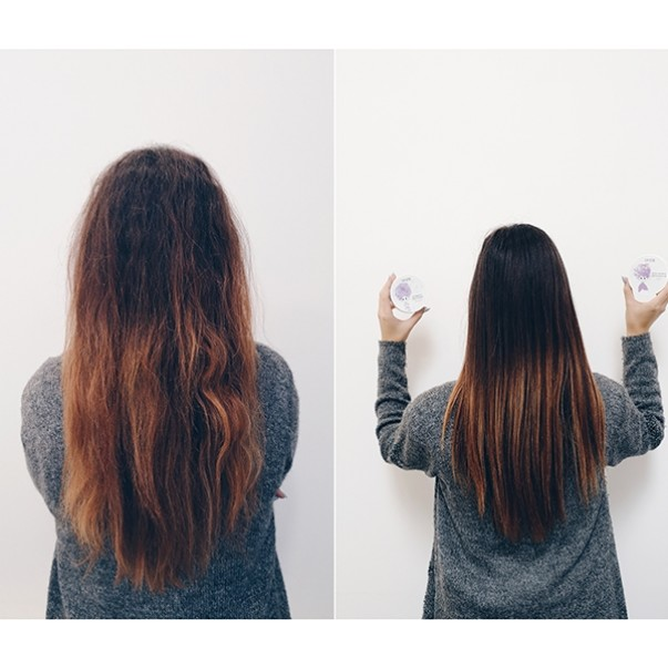 Glineni ritual za vse tipe las