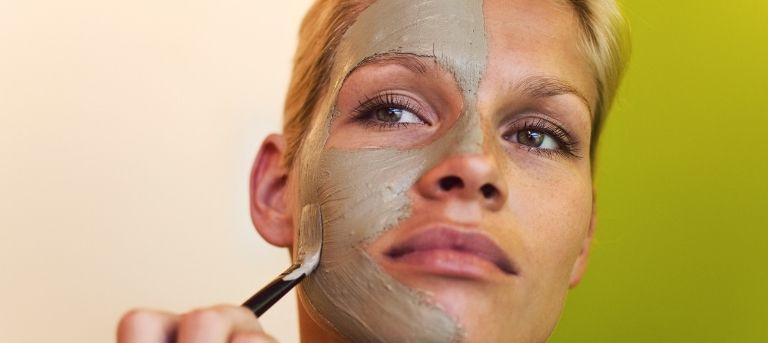 Recepti za pripravo glinene maske za obraz